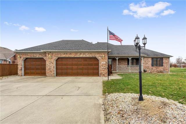 234 Sassafras Drive, Danville, IN 46122 (MLS #21689479) :: The Indy Property Source