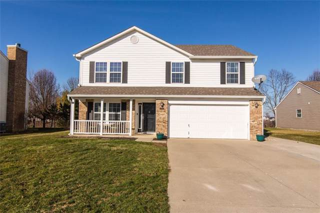 4714 W Stonehaven Lane, New Palestine, IN 46163 (MLS #21689485) :: The Indy Property Source