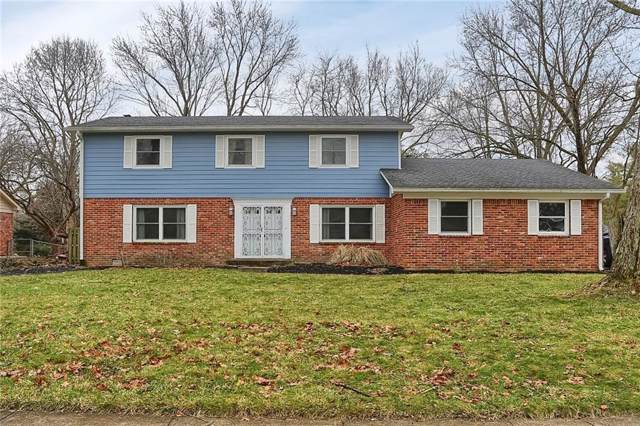 3619 Brian Place, Carmel, IN 46033 (MLS #21689488) :: Mike Price Realty Team - RE/MAX Centerstone