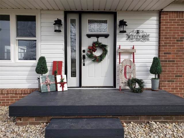 5936 E Michigan Road, Waldron, IN 46182 (MLS #21689496) :: The Indy Property Source
