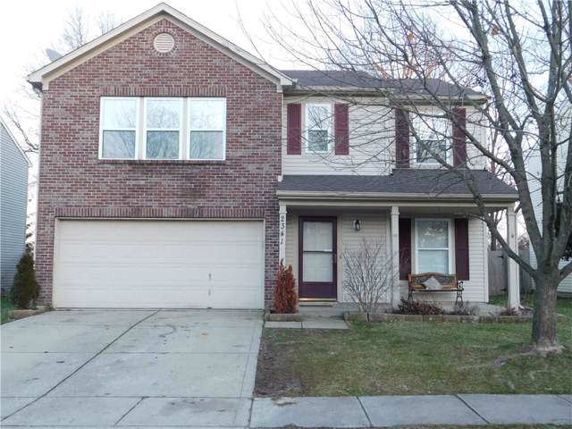 2341 Amberleigh Drive, Plainfield, IN 46168 (MLS #21689526) :: The Indy Property Source