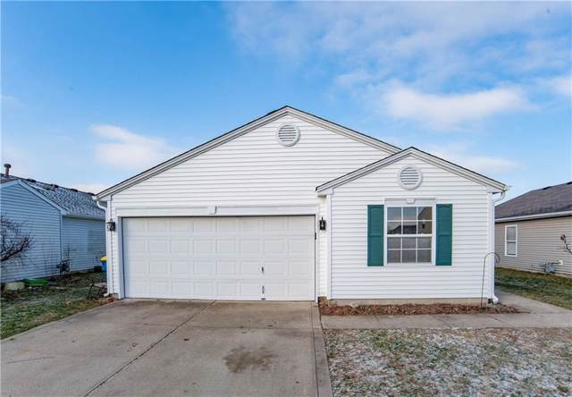 8562 Bluff Point Drive, Camby, IN 46113 (MLS #21689549) :: David Brenton's Team