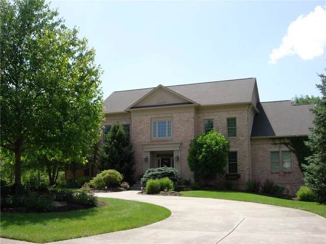 9125 Sargent Manor Court, Indianapolis, IN 46256 (MLS #21689551) :: Mike Price Realty Team - RE/MAX Centerstone