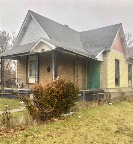 822 W 28th Street, Indianapolis, IN 46208 (MLS #21689561) :: The Indy Property Source