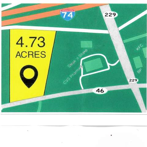 0 St Road 46, Batesville, IN 47006 (MLS #21689579) :: Richwine Elite Group