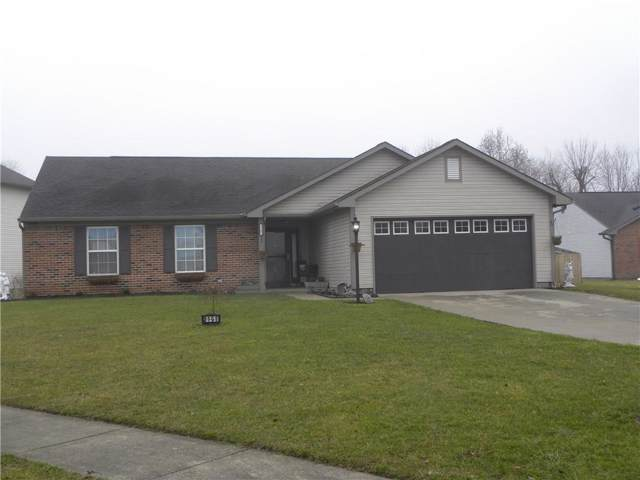 2101 Coldwater Circle, Indianapolis, IN 46239 (MLS #21689594) :: The Indy Property Source