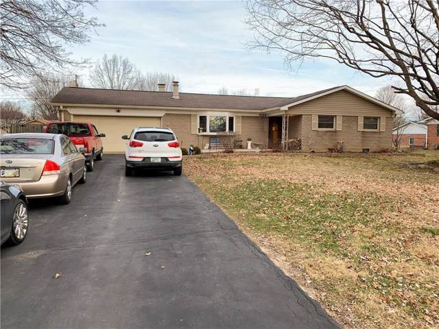 4324 Cardinal Drive, Indianapolis, IN 46237 (MLS #21689597) :: The Indy Property Source