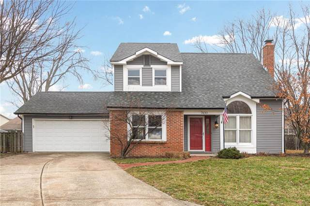 7430 Railway Court, Indianapolis, IN 46256 (MLS #21689627) :: Mike Price Realty Team - RE/MAX Centerstone