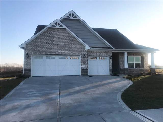 6863 Hocket Place, Plainfield, IN 46168 (MLS #21689674) :: The Indy Property Source