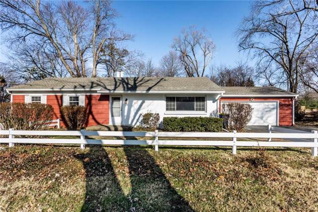 3740 E 77th Street, Indianapolis, IN 46240 (MLS #21689686) :: Richwine Elite Group