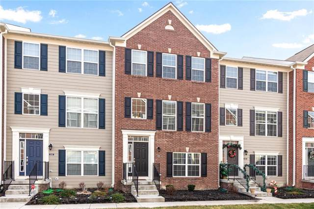 9084 Ramapo Drive, Fishers, IN 46038 (MLS #21689694) :: Richwine Elite Group
