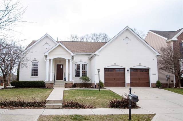 13425 Lubeck Drive, Fishers, IN 46037 (MLS #21689704) :: Heard Real Estate Team | eXp Realty, LLC