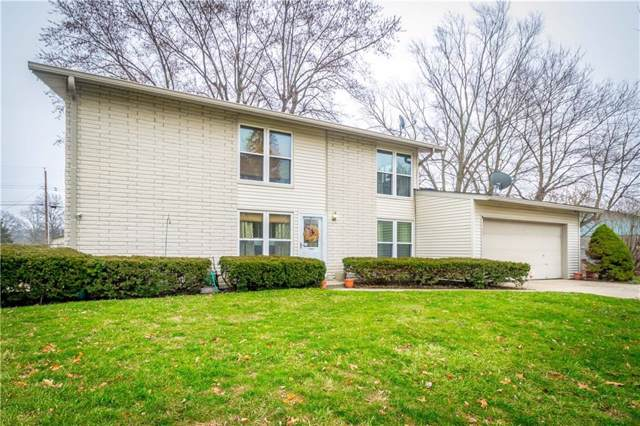 6925 Ransdell Street, Indianapolis, IN 46227 (MLS #21689710) :: The Indy Property Source
