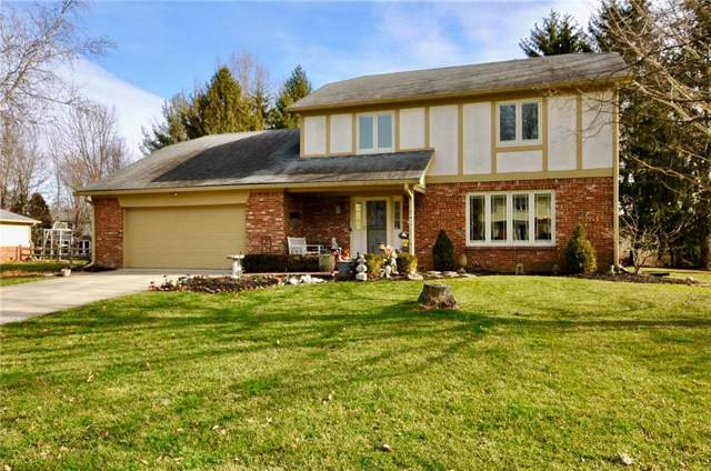 617 Carson Court, Carmel, IN 46033 (MLS #21689722) :: Mike Price Realty Team - RE/MAX Centerstone