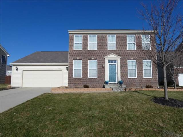 1434 Berry Lake Way, Brownsburg, IN 46112 (MLS #21689731) :: Mike Price Realty Team - RE/MAX Centerstone