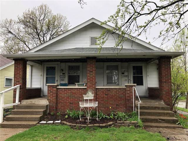 1028 N Drexel Avenue, Indianapolis, IN 46201 (MLS #21689738) :: The Indy Property Source