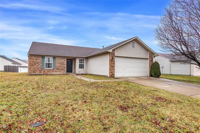 873 Hollowood Lane, Avon, IN 46123 (MLS #21689745) :: The Indy Property Source