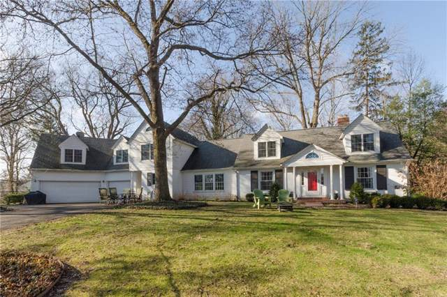 555 E 81st Street, Indianapolis, IN 46240 (MLS #21689756) :: The Indy Property Source