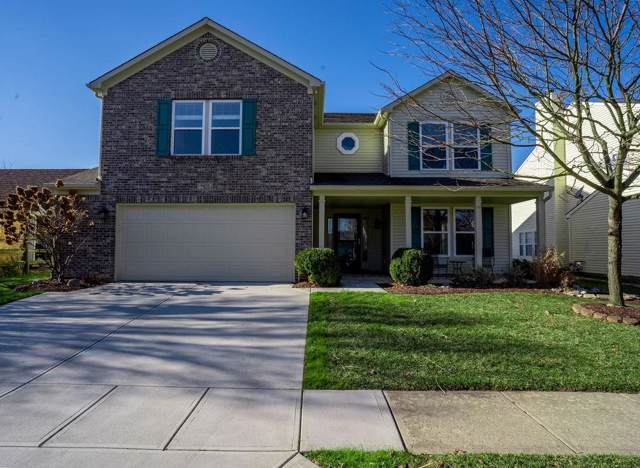 5422 Floating Leaf Drive, Indianapolis, IN 46237 (MLS #21689759) :: Mike Price Realty Team - RE/MAX Centerstone