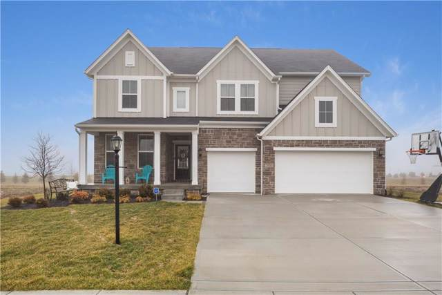 7896 Villa Circle, Avon, IN 46123 (MLS #21689791) :: The Indy Property Source