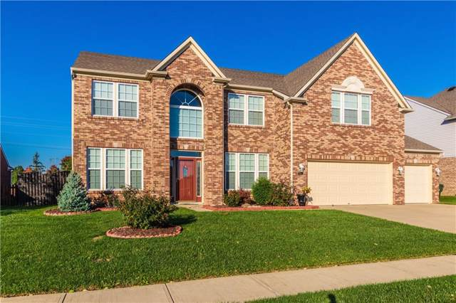 9246 N Bayland Drive, Mccordsville, IN 46055 (MLS #21689798) :: Richwine Elite Group
