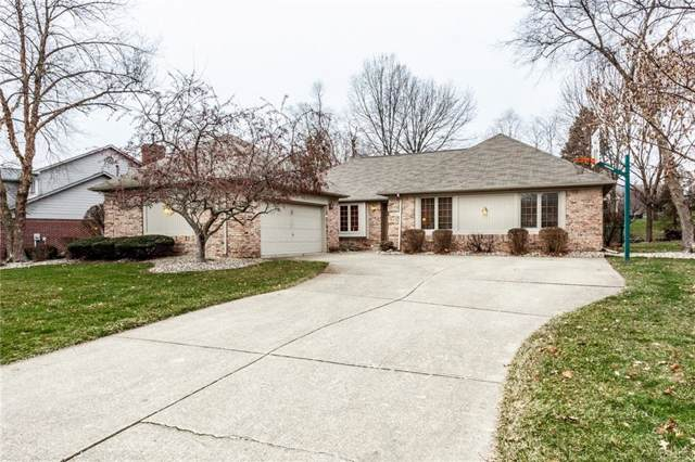 6564 Mossy Rock Lane, Indianapolis, IN 46237 (MLS #21689801) :: David Brenton's Team