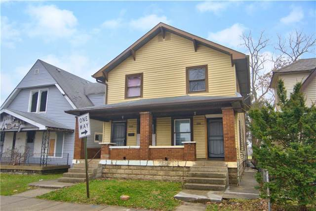 949-951 N Oxford Street, Indianapolis, IN 46201 (MLS #21689802) :: The Indy Property Source