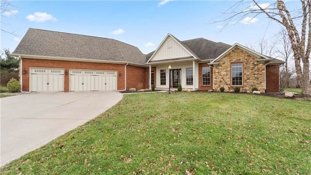 1249 American Avenue, Plainfield, IN 46168 (MLS #21689803) :: The Indy Property Source