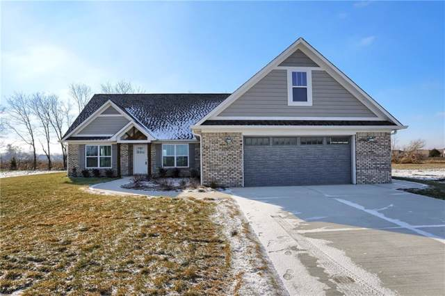 4667 W Meadows Lane, New Palestine, IN 46163 (MLS #21689807) :: David Brenton's Team