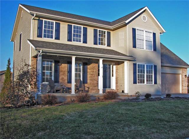 4539 E Compton Boulevard, Bloomington, IN 47401 (MLS #21689818) :: The Indy Property Source