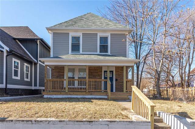 2520 N Guilford Avenue, Indianapolis, IN 46205 (MLS #21689823) :: The Indy Property Source