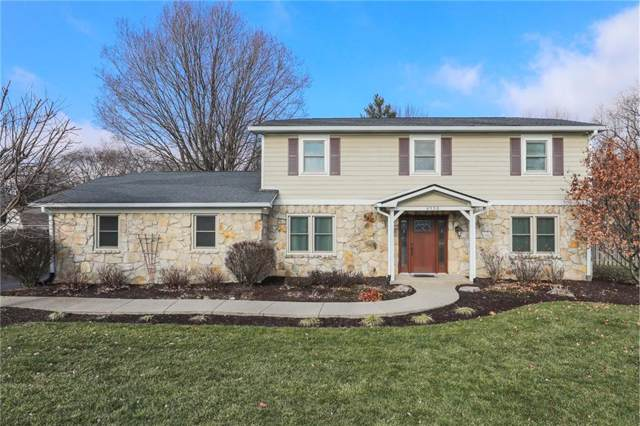 4550 Buckingham Court, Carmel, IN 46033 (MLS #21689834) :: Mike Price Realty Team - RE/MAX Centerstone