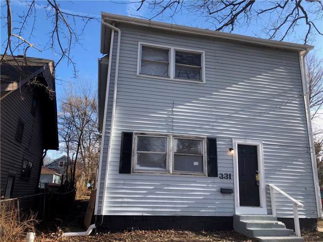331 N Temple Avenue, Indianapolis, IN 46201 (MLS #21689837) :: The Indy Property Source