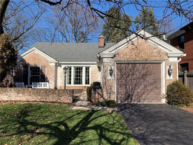 32 W 52nd Street, Indianapolis, IN 46208 (MLS #21689845) :: Mike Price Realty Team - RE/MAX Centerstone
