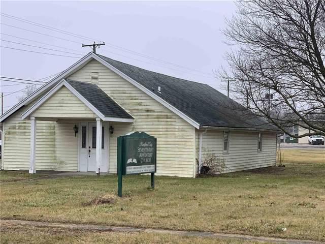 0 Pennsylvania Avenue, Hartford City, IN 47348 (MLS #21689884) :: Heard Real Estate Team   eXp Realty, LLC