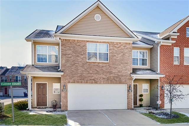 9755 Clover Court #104, Fishers, IN 46037 (MLS #21689893) :: Mike Price Realty Team - RE/MAX Centerstone