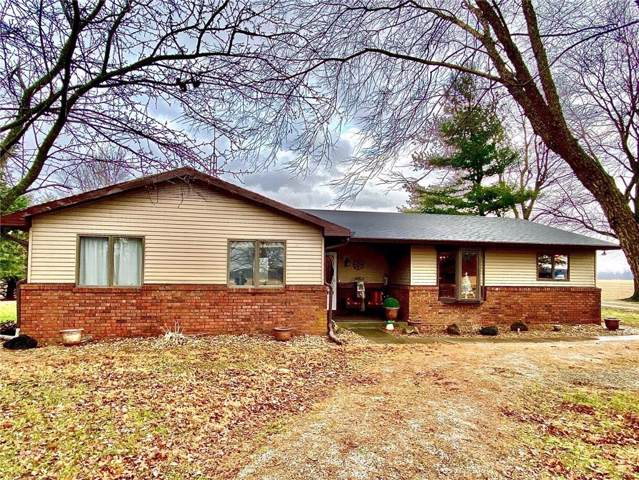5291 S 250 E, Columbus, IN 47201 (MLS #21689898) :: The Indy Property Source