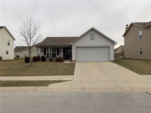 757 Mozart Drive, Greenfield, IN 46140 (MLS #21689913) :: Heard Real Estate Team | eXp Realty, LLC