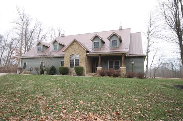 5530 W Lowell Road Road, Columbus, IN 47201 (MLS #21689940) :: The Indy Property Source