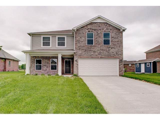 2122 Partridge Drive, Franklin, IN 46131 (MLS #21689946) :: The Indy Property Source
