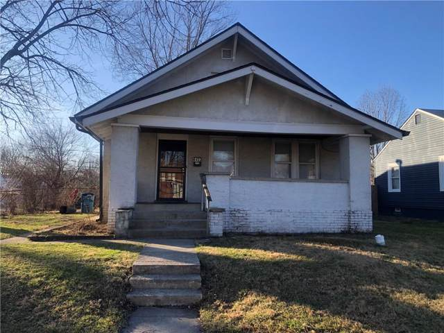 4402 Crittenden Avenue, Indianapolis, IN 46205 (MLS #21689949) :: Richwine Elite Group