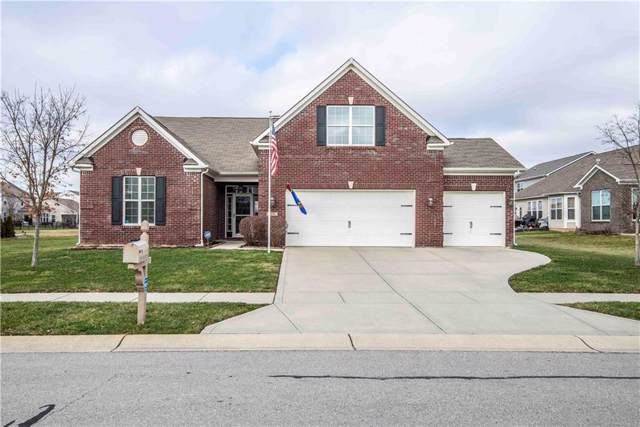 6558 Deer Hill Drive, Mccordsville, IN 46055 (MLS #21689985) :: The Indy Property Source