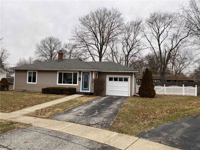 60 Lincoln Drive, Brownsburg, IN 46112 (MLS #21689988) :: The Indy Property Source