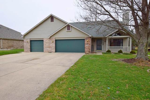 8749 Carriage Lane, Pendleton, IN 46064 (MLS #21689990) :: Mike Price Realty Team - RE/MAX Centerstone