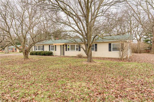7802 N Carroll Road, Indianapolis, IN 46236 (MLS #21689999) :: The Indy Property Source