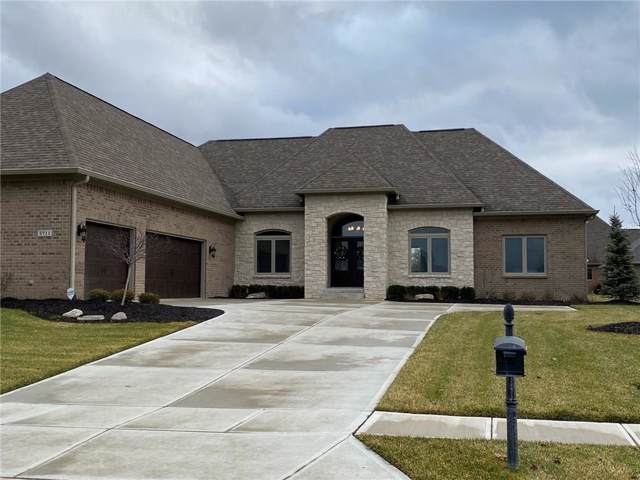 5711 Autumn Breeze Lane, Indianapolis, IN 46237 (MLS #21690014) :: Mike Price Realty Team - RE/MAX Centerstone