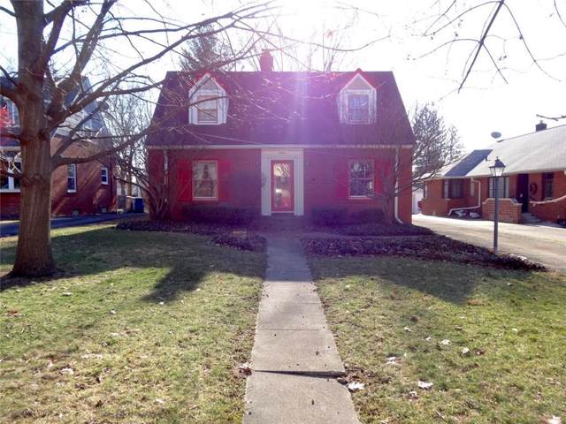 6033 Saint Joseph Street, Indianapolis, IN 46219 (MLS #21690017) :: Mike Price Realty Team - RE/MAX Centerstone