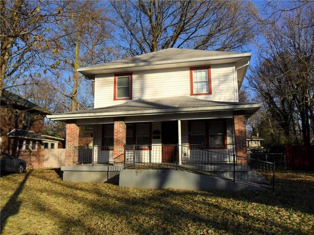 3419 Winthrop Avenue, Indianapolis, IN 46205 (MLS #21690028) :: The Indy Property Source