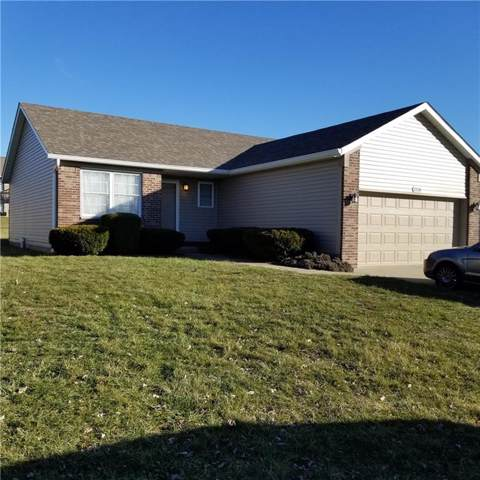 2138 N Fleetwood Drive, Greensburg, IN 47240 (MLS #21690030) :: Mike Price Realty Team - RE/MAX Centerstone