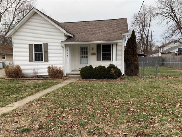 616 W 7th Street, Seymour, IN 47274 (MLS #21690031) :: AR/haus Group Realty